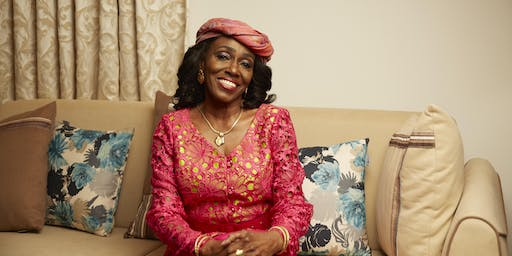 In conversation with Dr. Nana Konadu Rawlings - 'It takes a woman'.