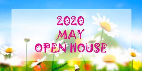 May Open House tickets