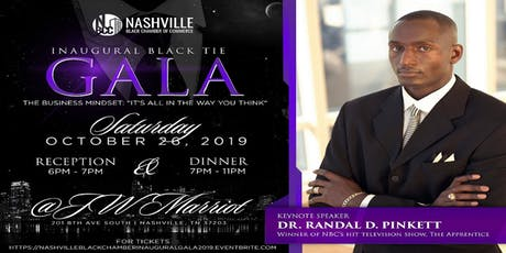 NBCC 2019 Inaugural GALA (Only 156 Tickets Remaining) 244 Sold tickets