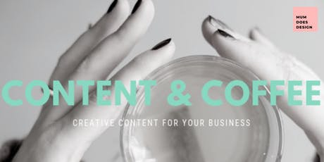 Content & Coffee tickets