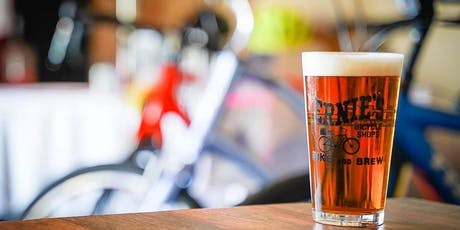 Bike and Brew with Shale Brewing and Ernie's Bike Shop tickets