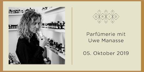 Parfümworkshop   Duftwerk by Uwe Manasse Tickets