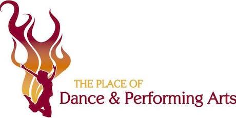 TPODPA Saturday Dance Classes. tickets