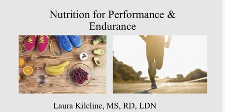 Nutrition for Performance & Endurance - Fitness Together Providence tickets