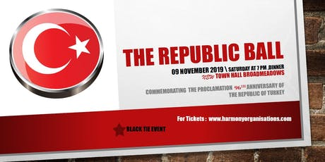 The Republic Ball tickets