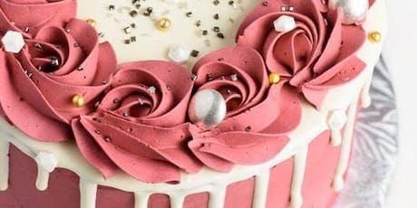 "Atelier de création de ""Drip Cake"" - en partenariat avec Alice Délice tickets"
