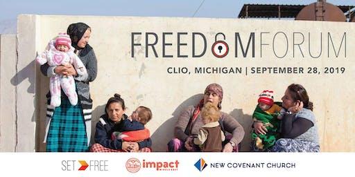 Freedom Forum Clio