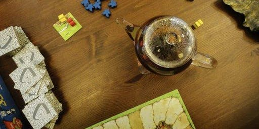 Tea and Board Games