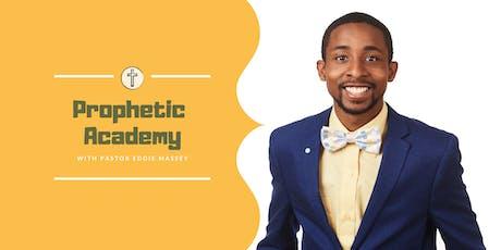 Prophetic Academy Atlanta tickets