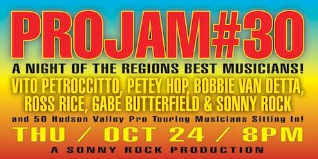 Pro Jam tickets