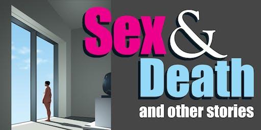 Sex & Death Book Launch