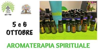 Corso di Aromaterapia Spirituale