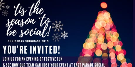 'Tis The Season To Be Social! tickets