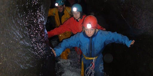 SBSMG Mine Exploration Weekend Derbyshire 20-22 September