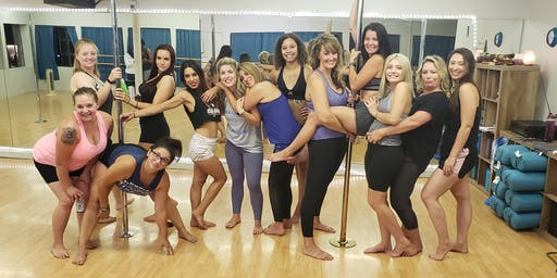MNO Intro To Pole Fitness