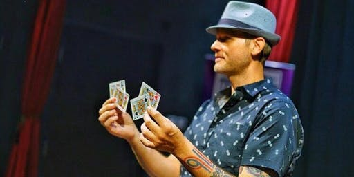 Nathan Kranzo @ J&B Magic Theater