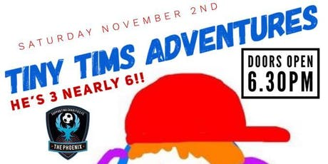 An Evening with Tiny Tim's Adventures tickets