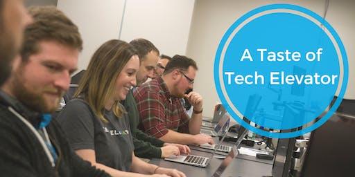 Taste of Tech Elevator - Pittsburgh