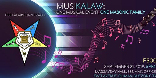 Musikalaw: One Musical Event, One Masonic Family