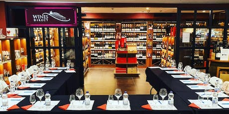 TRADITIONAL CHRISTMAS WINES - WINE TASTING @ ARNOTTS DEPARTMENT STORE tickets