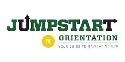 UVU Jumpstart Orientation - Spring 2020