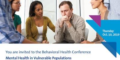 2019 Behavioral Health Conference