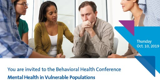 2019 Behavioral Health Conference