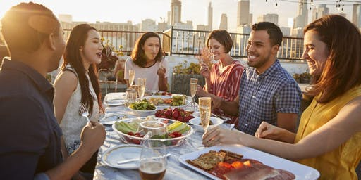Meet Your Next Roommate! Speed Networking for Roommates | NYC
