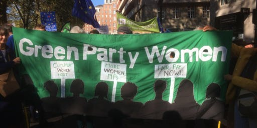 Green Party Women Awayday - CANCELLED