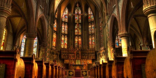 The Allure of Liturgy for A New Generation