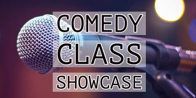 Stand Up 101 Showcase with Bill Bushart - Special Event