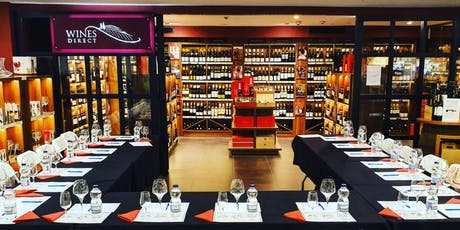ALTERNATIVE CHRISTMAS WINES - WINE TASTING @ ARNOTTS DEPARTMENT STORE tickets