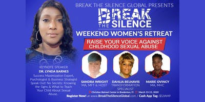 Break the Silence Weekend Women's Retreat 2020