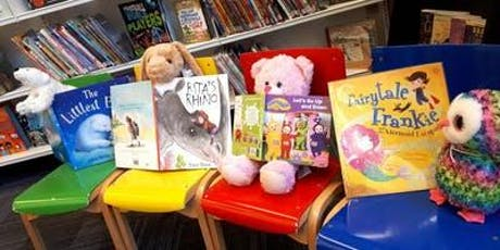Bath, Book, Bed - Storytime Session (Kingsfold) tickets