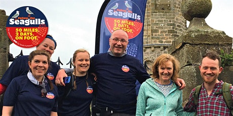 Follow the Seagulls Charity Trek - Fife Coast, Scotland 2020 (POSTPONED) tickets