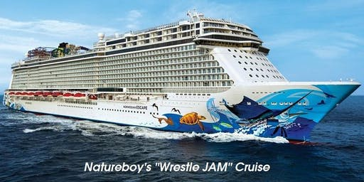Nature Boy's Wrestle JAM Cruise