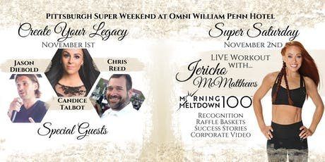 Pittsburgh Super Weekend tickets