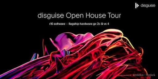 disguise Open House Tour - Barcelona
