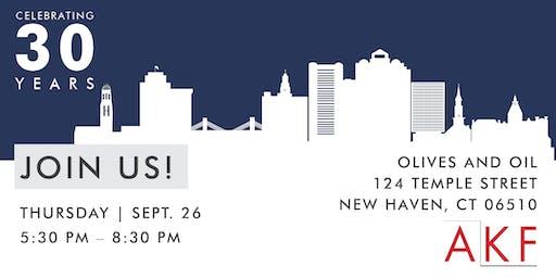 AKF 30th Anniversary Celebration - New Haven