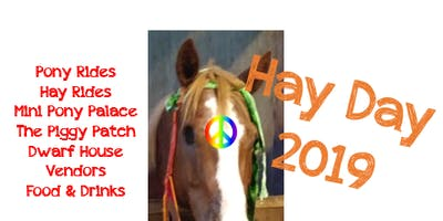 Hay Day at Save the Horses