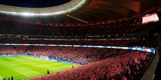Atlético de Madrid v Lokomotiv Moscow - UCL 2019-20 VIP Hospitality Tickets
