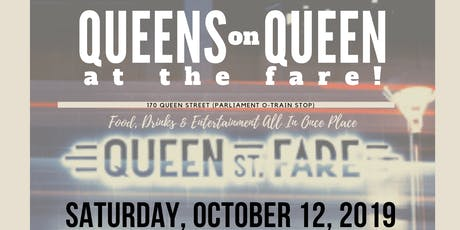 Queens on Queens at the Fare - Drag Show! Nov 2, 2019 tickets