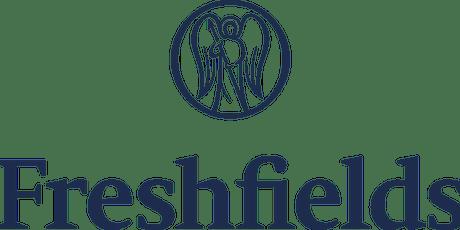 Freshfields Presentation Evening, London tickets