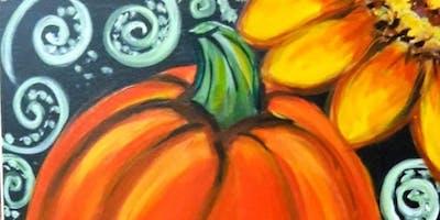 Harvest Paint 'N' Party