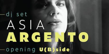 Asia Argento DJ Set - Porto di Maratea (PZ) biglietti