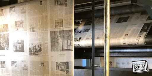 Buffalo News Building and Press Tour - Subscriber EXTRA!