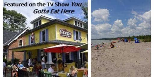 Beach Bum Food Tour to 3 Lake Erie Beach Towns