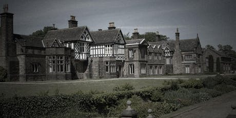 Smithills Hall Ghost Hunt, Bolton with Haunted Houses EVents tickets