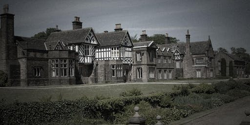Smithills Hall Ghost Hunt, Bolton with Haunted Houses EVents