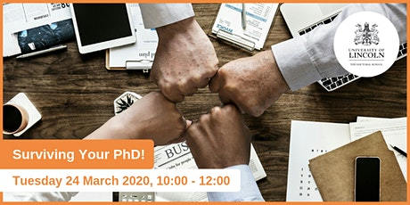 Surviving your PhD!  tickets